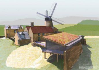 High Mill Development, Carluke – Restoring an Iconic Piece of Local Heritage