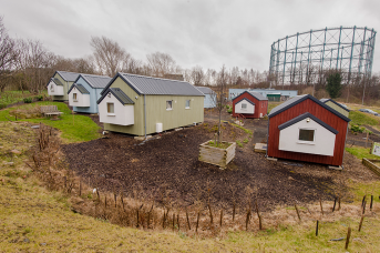 From Derelict Land to Housing for the Homeless – Social Bite Village
